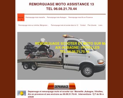 Moto assistance 13