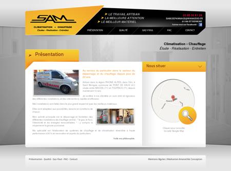 Installation, réparation, entretien (climatisation ...