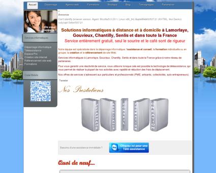 Dépannage Informatique|Site...
