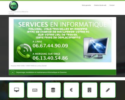 Irtpc: dépannage informatique en Essonne 91