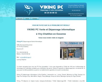 depannage informatique en essonne - Viking...