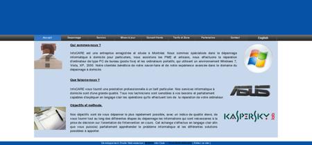 InfoCARE - Dépannage informatique -...