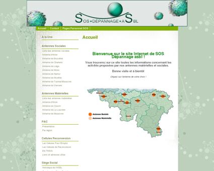 SOS Dépannage asbl