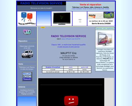 Antenne television depannage tv tnt...