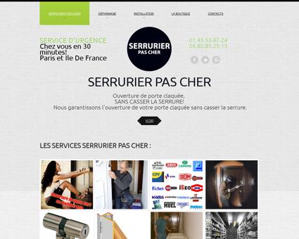 Serrurier Paris - Dépannage Serrurier - Porte...