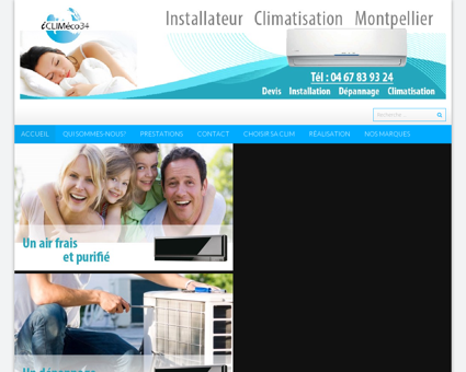 Entreprise de climatisation, devis, depannage,...