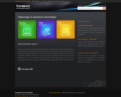 BSC Informatique