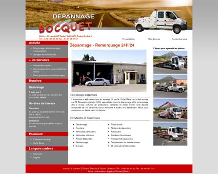 Dépannage, Remorquage, Automobile, Poids...