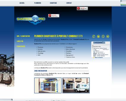 Entreprise de plomberie Pontault Combault -...