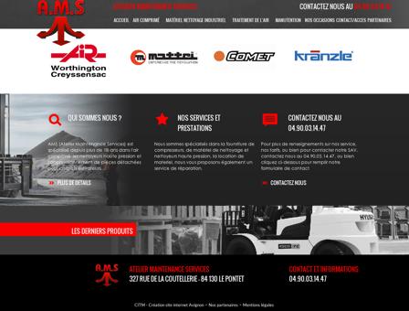 AMS 84 vente depannage entretien...