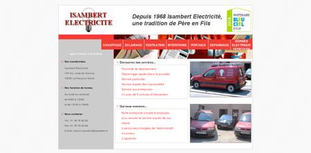 Isambert Electricité - électricité générale ...