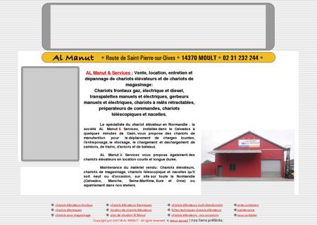 AL MANUT & Services: vente, location entretien...