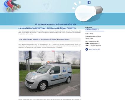 Dépannage électricité, chauffage  Caen | Bh Elec