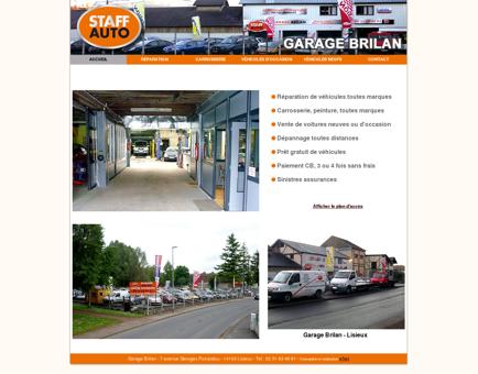 Garage Brilan - Lisieux