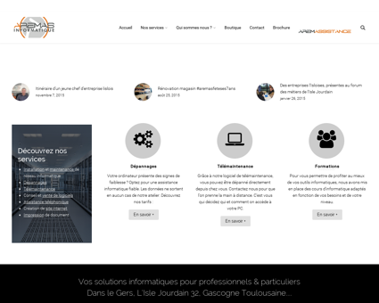 Aremas Informatique | Vos solutions...