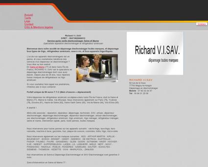 RICHARD V.I.SAV - Dépannage en...