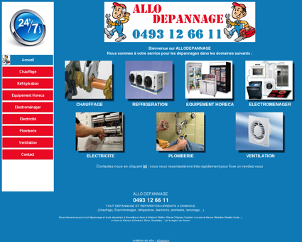 Allo - Dépannage - réparation - Plomberie -...