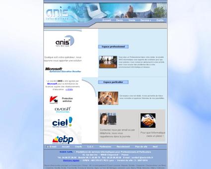 ANIS Informatique dépannage, installation,...