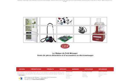 Reparation et accessoires electromenager à...