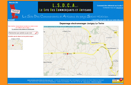 Depannage electromenager Juvigny Le Tertre...