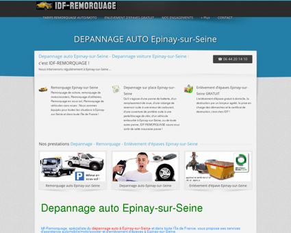 DEPANNAGE AUTO Epinay-sur-Seine -...