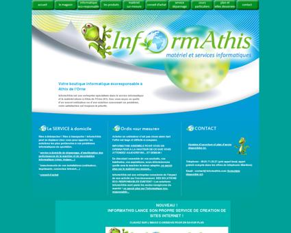 Inform'Athis, nouveau magasin informatique a...