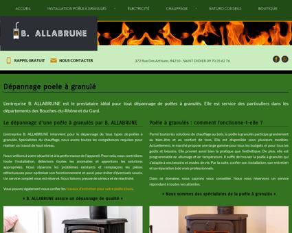 Entretien poeles à bois Pernes les Fontaines -...
