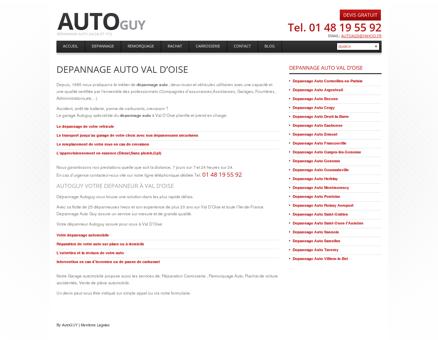 Depannage Auto Val DOise