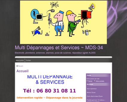 Multi Dépannage et Services - MDS-34