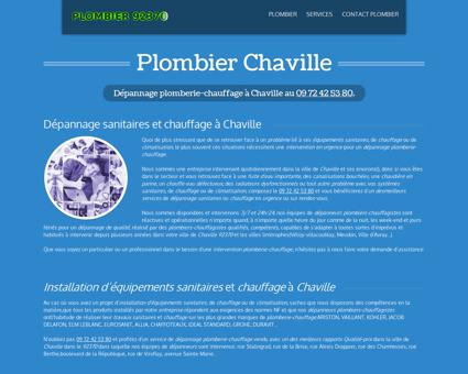 Plombier Chaville - 09 72 42 53 80 - Plombier...