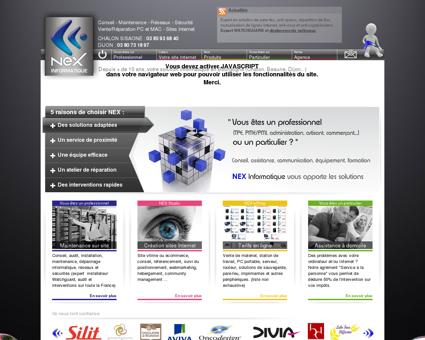 NEX Informatique - Chalon sur Saône et Dijon,...