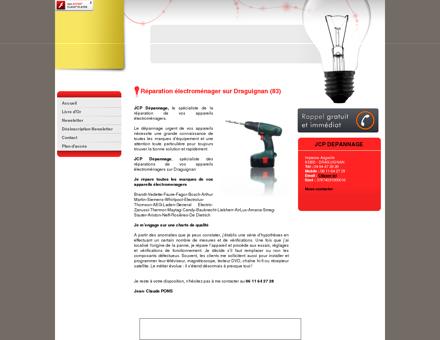 Dépannage electromenager Draguignan - JCP...