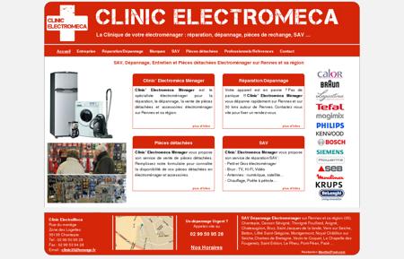 Réparation, Dépannage, SAV Electroménager...