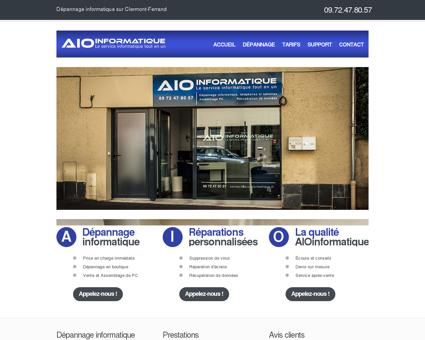 Dépannage informatique à Clermont-Ferrand