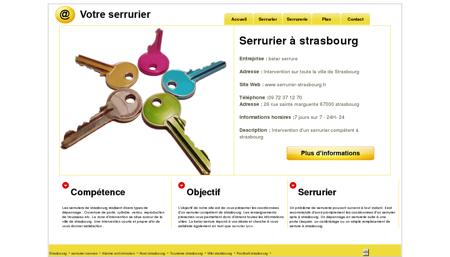 Serrurier strasbourg - 09 72 37 12 70