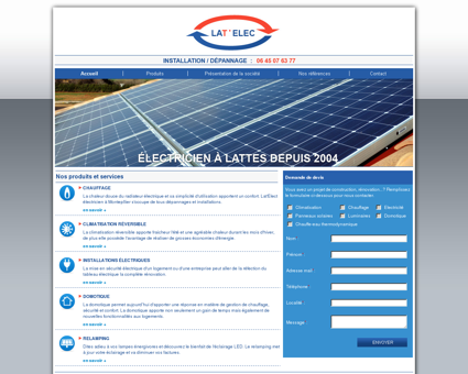 LATELEC Electricien Montpellier 34 -...