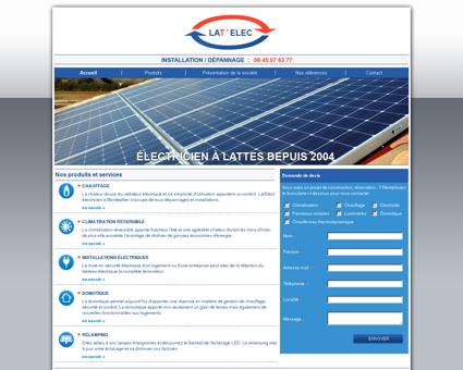 LATELEC Electricien Montpellier 34 -...