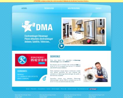 DMA: Entreprise installée sur SEMEAC...