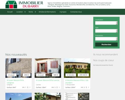 Immobilier du Barry - Agence immobilière à...