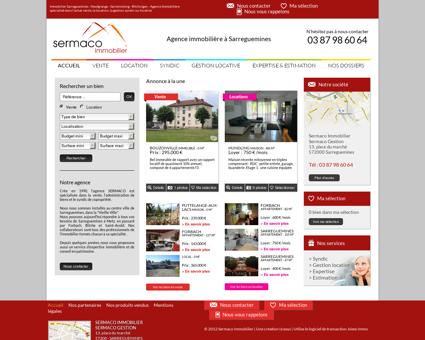 Agence immobilière à Sarreguemines,...