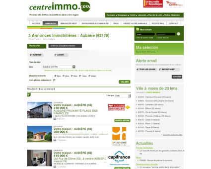 Vente maison Aubière (63170) - Annonces...