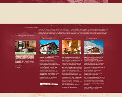 Agence Arêches Immobilier, vente et location...