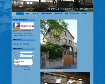 Agence immobilière Cachan, Arcueil :...