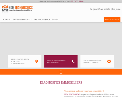 Diagnostic immobilier | Service, confidentialité...