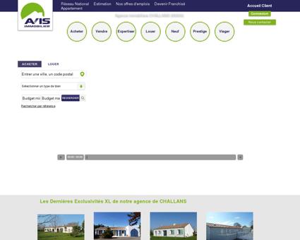 Agence AVIS Immobilier Challans Beauvoir...