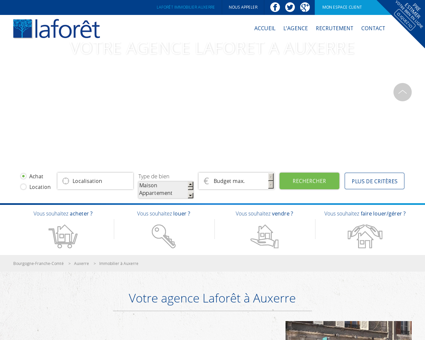 Immobilier Auxerre  Immobilier Appoigny...