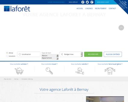 Immobilier à Bernay - Laforêt - Annonces...