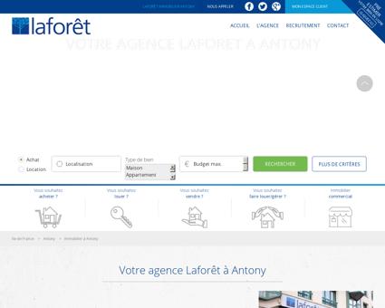 Immobilier Antony - Agence immobilière à...