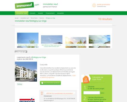 Immobilier Neuf Brétigny-sur-Orge (91220) -...