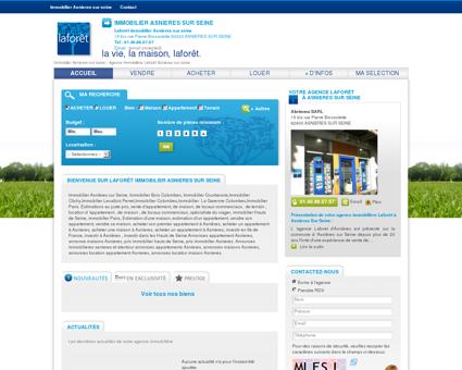 Immobilier Asnieres sur Seine - Agence...
